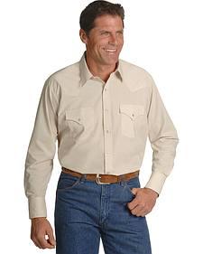 Ely Classic Western Shirt - Tall, Big/Tall - Custom Fit, Neck & Sleeve Sizing