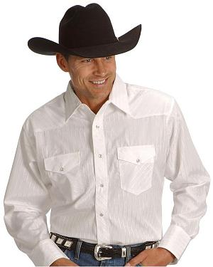 Wrangler Western Shirt - Tall