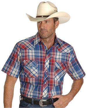 Wrangler Assorted Classic Shirts - Tall