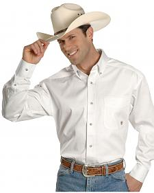Ariat Twill Cowboy Shirt - Big & Tall