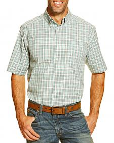 Ariat Men's Jayrus Short Sleeve Shirt - Big & Tall