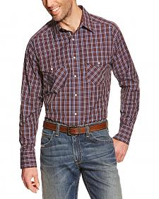 Ariat Men's Pro Series Raywood Snap Western Shirt - Big & Tall