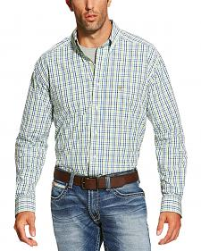 Ariat Men's Multi Brett Long Sleeve Shirt - Big and Tall