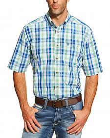 Ariat Men's Multi Brandon Shirt - Big and Tall
