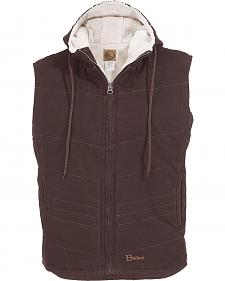 Berne Women's Washed Hooded Vest
