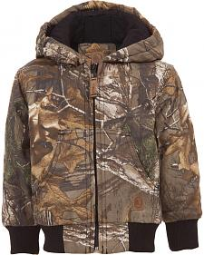 Berne Toddler Camo Spike Jacket