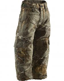 Berne Youth Boys' Camo Duck Field Pants