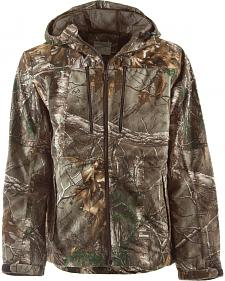 Berne Realtree Camo Peninsula Rain Jacket - 3XL and 4XL