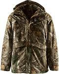 Berne Men's Realtree Camo Blizzard Quilt Lined Coat