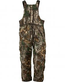 Berne Men's Camo Blizzard Bib Overalls - Big