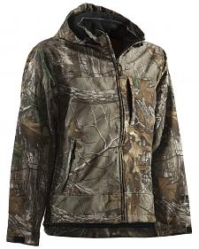 Berne Shedhorn Realtree Camo Softshell Jacket