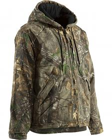 Berne Realtree Camo Buckhorn Coat - 3XL and 4XL