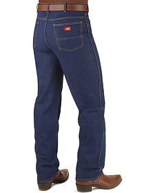 Dickies Reg Fit Prewashed Work Jeans