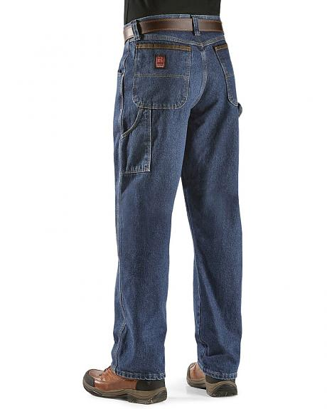 Wrangler Jeans - Riggs Workwear Relaxed Carpenter Jeans