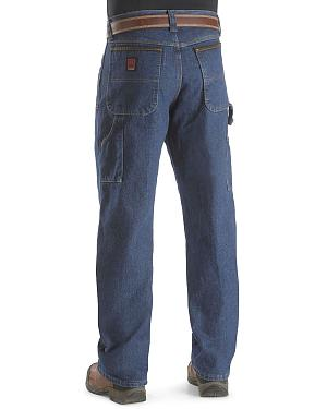 Wrangler Jeans - Riggs Relaxed Fit Utility Jeans
