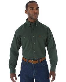 Wrangler Riggs Twill Work Shirt