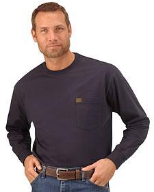 Wrangler Riggs Workwear Pocket Tee - Big, Tall, Big/Tall