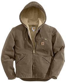 Carhartt Sandstone Sierra Jacket