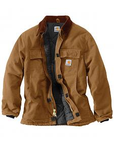 Carhartt Arctic Lined Duck Work Coat