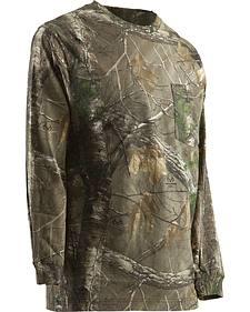 Berne Longshot Pocket T-Shirt