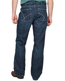 Wrangler 20X Men's 42 Vintage Bootcut Fire-Resistant Work Jeans