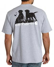 Men's Carhartt Hunting Dogs Logo T-Shirt