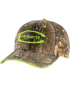Carhartt Camo Midland Cap