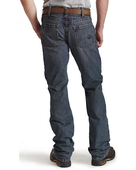 Ariat Flame Resistant M5 Slim Straight Clay Jeans - Big and Tall