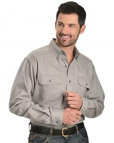 Ariat Flame Resistant Solid Work Shirt - Big and Tall