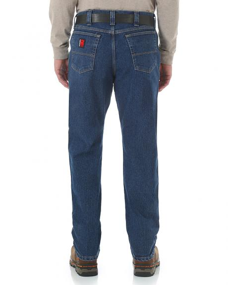 Wrangler Riggs Advanced Comfort 5-Pocket Work Jeans - Big and Tall