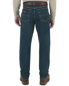 Wrangler Men's RIGGS Advanced Comfort Five-Pocket Jeans - Big and Tall