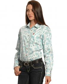 Ariat Women's Flame-Resistant Crane Work Shirt
