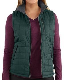 Carhartt Women's Pine Amoret Quilted Vest