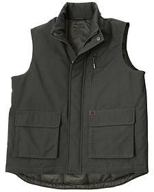 Wrangler Men's RIGGS Workwear Foreman Vest - Big & Tall
