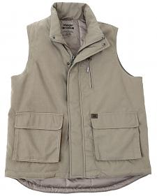Wrangler Men's RIGGS Workwear Foreman Vest - Big & Tall