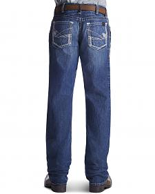 Ariat Men's Fire-Resistant M4 Ridgeline Bootcut Work Jeans