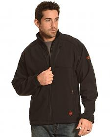 Ariat Men's Work Fire Resistant Black Work Jacket