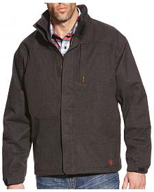 Ariat Men's Black FR H20 Proof Jacket