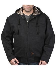 Walls Men's Jacksboro Muscle Back Hooded Jacket with Kevlar