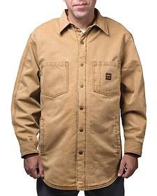 Walls Men's Bandera Vintage Duck Shirt Jacket