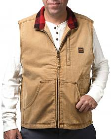 Walls Men's Pecos Vintage Duck Vest