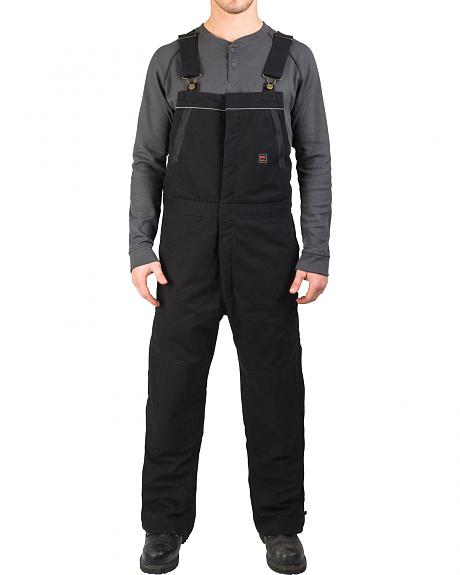 Walls Frost Blizzard Pruf Insulated Bib Overalls - Big and Tall