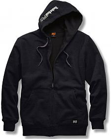 Timberland PRO Men's Black Double-Duty Full-Zip Sweatshirt