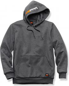 Timberland PRO Men's Grey Double Duty Hooded Pullover