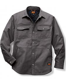 Timberland PRO Grey Gridflex Insulated Shirt Jacket