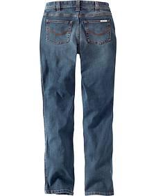 Carhartt Women's Nyona Straight Leg Jeans - Long