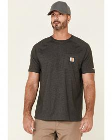 Carhartt Men's Force Cotton Short Sleeve Shirt