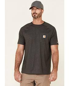 Carhartt Men's Force Cotton Short Sleeve Shirt