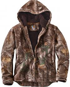 Carhartt Men's Camo Sierra Jacket - Big & Tall