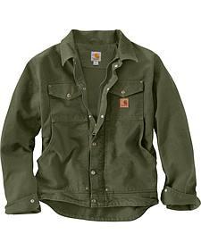 Carhartt Men's Moss Berwick Jacket - Big & Tall
